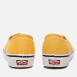 Кеды Vans Authentic 44 DX Anaheim Factory Yellow фото- 3