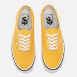 Кеды Vans Authentic 44 DX Anaheim Factory Yellow фото- 4