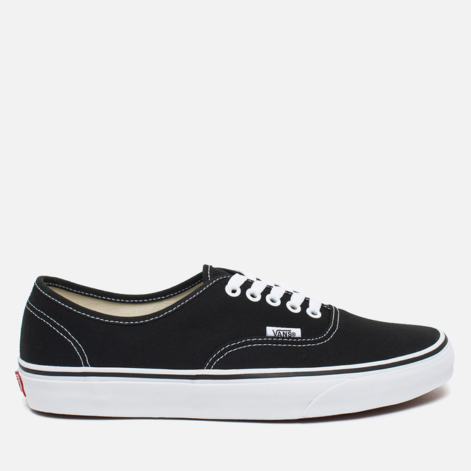 Кеды Vans Authentic Black/White
