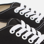 Кеды Vans Authentic Black/White фото- 5