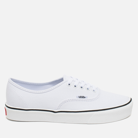 Vans Authentic Lite Plus Plimsoles True White