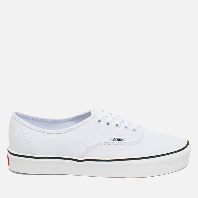 Кеды Vans Authentic Lite Plus True White
