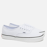 Кеды Vans Authentic Lite Plus True White фото- 1