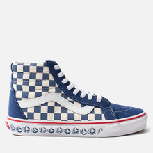 Кеды Vans BMX SK8-Hi Reissue True Navy/White фото- 3