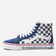Кеды Vans BMX SK8-Hi Reissue True Navy/White фото- 5