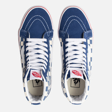 Кеды Vans BMX SK8-Hi Reissue True Navy/White фото- 1