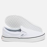 Кеды Vans Classic Slip-On White фото- 2