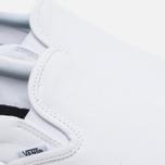 Кеды Vans Classic Slip-On White фото- 5