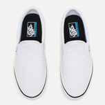 Кеды Vans Classic Slip-On White фото- 4