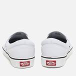 Кеды Vans Classic Slip-On White фото- 3