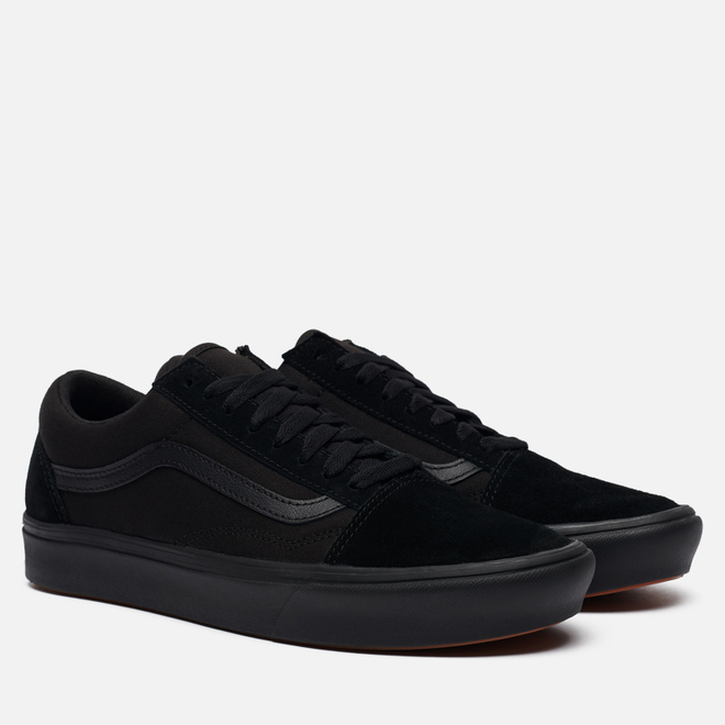 Кеды Vans Comfycush Old Skool Classic Black/Black