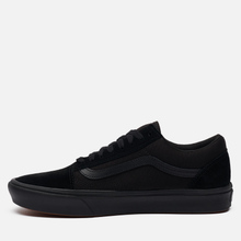 Кеды Vans Comfycush Old Skool Classic Black/Black фото- 1