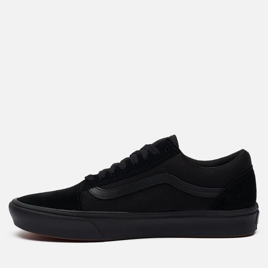 Кеды Vans Comfycush Old Skool Classic Black/Black