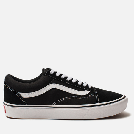 Кеды Vans Comfycush Old Skool Classic Black/White