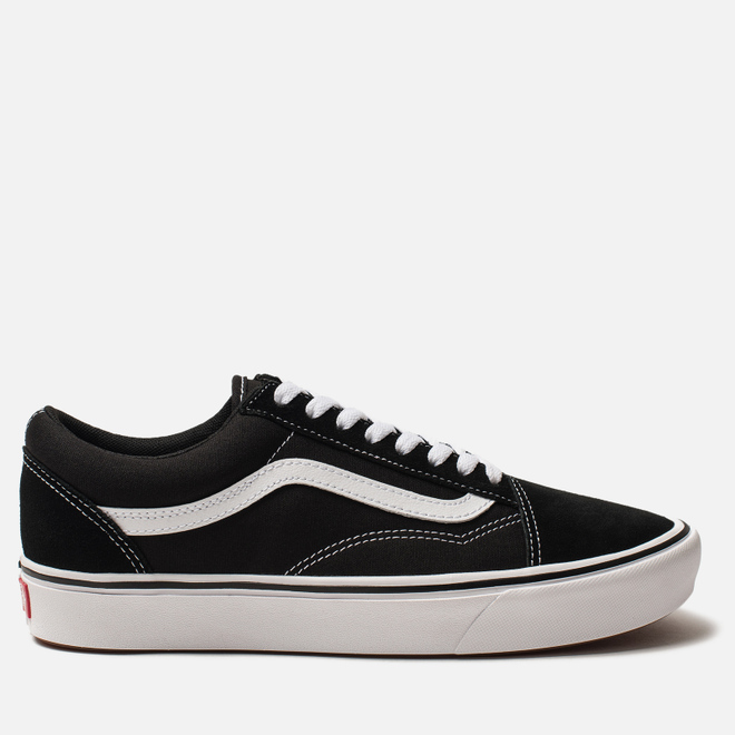 Кеды Vans Comfycush Old Skool Classic Black/White