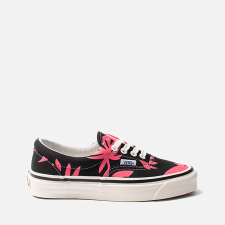 Кеды Vans ERA 95 DX Anaheim Factory Black/Pink/Summer Leaf