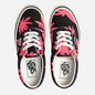 Кеды Vans ERA 95 DX Anaheim Factory Black/Pink/Summer Leaf фото - 1