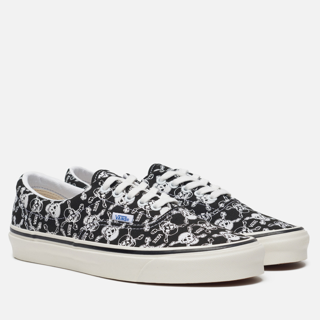 Кеды Vans ERA 95 DX Anaheim Factory Skulls/Black/White