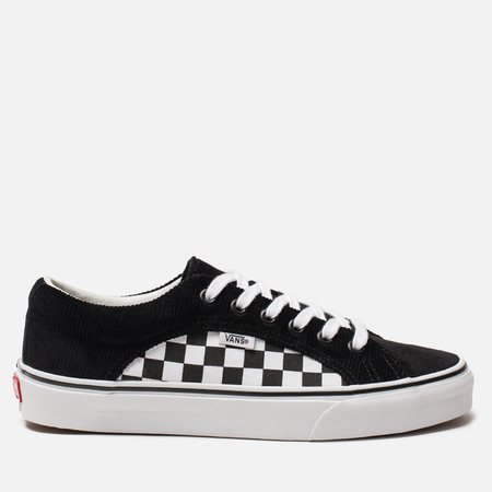 Кеды Vans Lampin Checker/Cord Black/True White