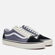 Кеды Vans Old Skool 36 DX Anaheim Factory Black/Gray/White фото- 0