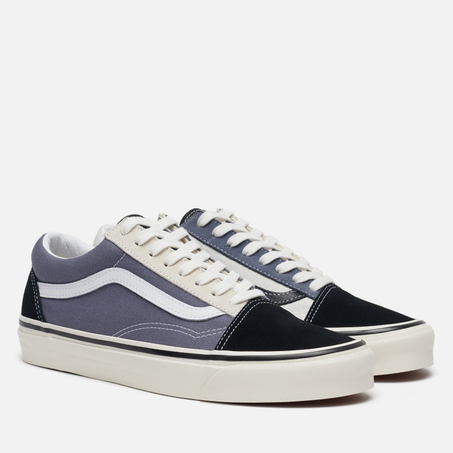 Кеды Vans Old Skool 36 DX Anaheim Factory Black/Gray/White