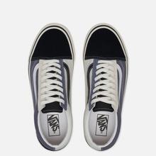 Кеды Vans Old Skool 36 DX Anaheim Factory Black/Gray/White фото- 1