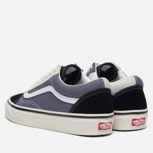 Кеды Vans Old Skool 36 DX Anaheim Factory Black/Gray/White фото- 2