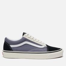 Кеды Vans Old Skool 36 DX Anaheim Factory Black/Gray/White фото- 3