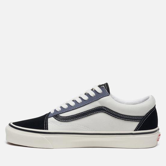 Кеды Vans Old Skool 36 DX Anaheim Factory Black/Gray/White