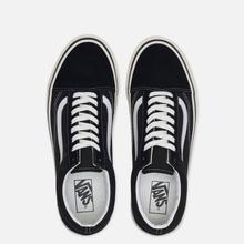 Кеды Vans Old Skool 36 DX Anaheim Factory Black/True White фото- 1