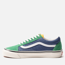 Кеды Vans Old Skool 36 DX Anaheim Factory Emerald/Navy фото- 5