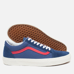 Кеды Vans Old Skool Bijou Blue/Racing Red фото- 2