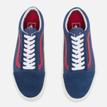 Кеды Vans Old Skool Bijou Blue/Racing Red фото- 4