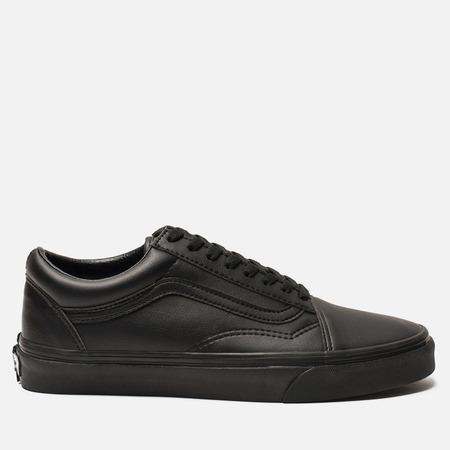 Кеды Vans Old Skool Classic Tumble Black Mono
