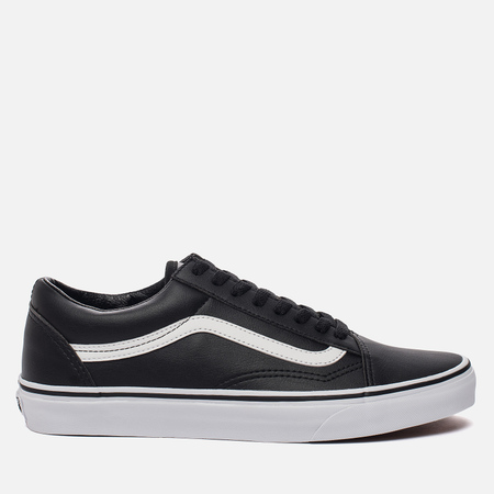 Кеды Vans Old Skool Classic Tumble Black/True White