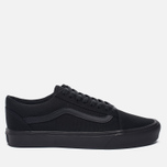 Кеды Vans Old Skool Lite Black/Black фото- 0