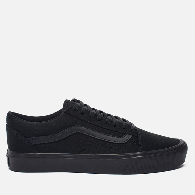 Кеды Vans Old Skool Lite Black/Black