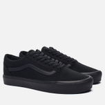 Кеды Vans Old Skool Lite Black/Black фото- 1