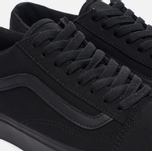 Кеды Vans Old Skool Lite Black/Black фото- 5