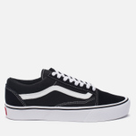 Кеды Vans Old Skool Lite Black/White фото- 0