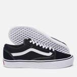 Кеды Vans Old Skool Lite Black/White фото- 2
