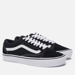 Кеды Vans Old Skool Lite Black/White фото- 1