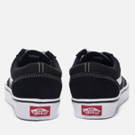 Кеды Vans Old Skool Lite Black/White фото- 3