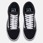 Кеды Vans Old Skool Lite Black/White фото- 4