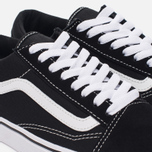 Кеды Vans Old Skool Lite Black/White фото- 5