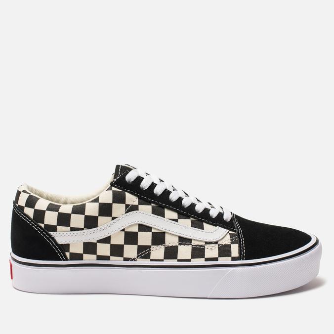 038da98b2768 Кеды Old Skool Lite Checkerboard Black/White