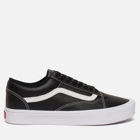 Кеды Vans Old Skool Lite Classic Tumble Black/True White