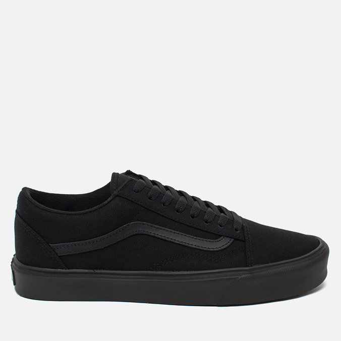 Кеды Vans Old Skool Lite Plus Canvas Black