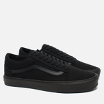 Кеды Vans Old Skool Lite Plus Canvas Black фото- 1