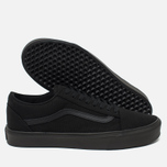 Кеды Vans Old Skool Lite Plus Canvas Black фото- 2
